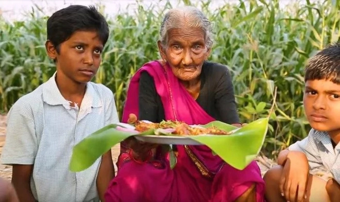 Meet 106-year-old woman whose cooking skills are trending on YouTube