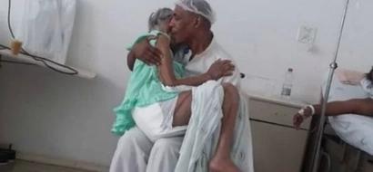 Cuando este médico vio que una anciana sufría de dolor hizo esto por ella. Sin lugar a dudas toca el corazón
