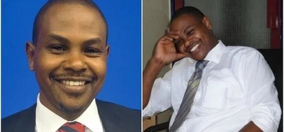 After he was fired from Nation Media, TV anchor finds refuge at K24 TV