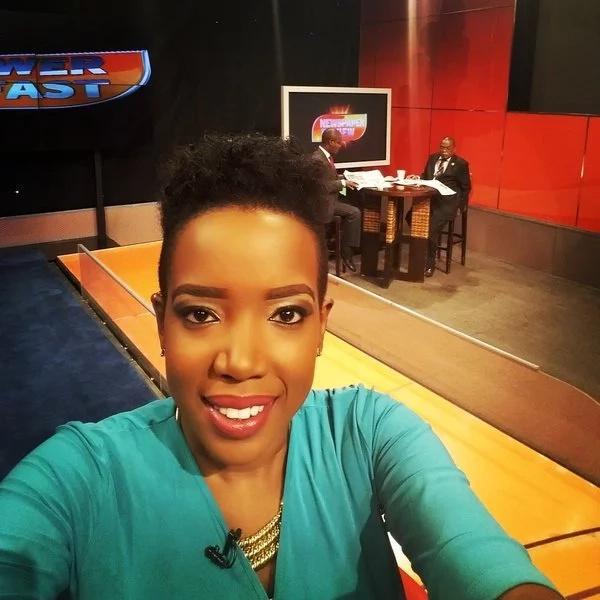 Je, aliyekuwa mwanahabari Citizen TV Kirigo Ng'arua anafanya kazi gani? Jibu tunalo HAPA