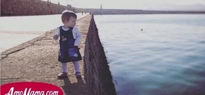 Cuando esta madre dejó a su hijo con su padre solos, él le envió esta foto. Da miedo…