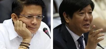 Escudero, Marcos share top spot in VP survey – Pulse Asia