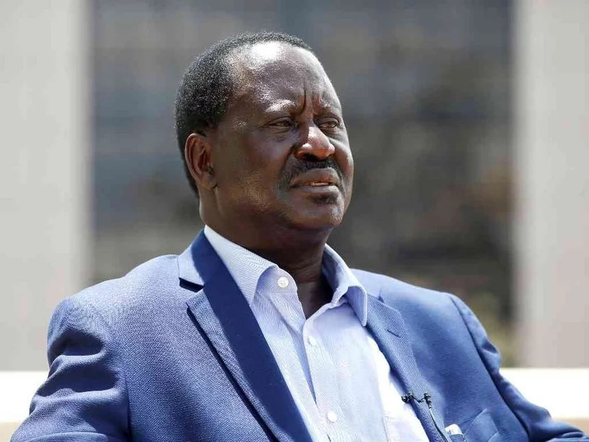 I know Jubilee is after me but I am very ready for them - Raila Odinga