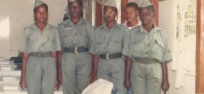 Picha 6 za kusisimua za mbunge Millie Odhiambo akiwa kijana