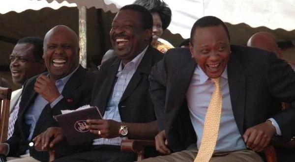 Mnapewa UGALI na Jubilee kuandamana, Seneta amwambia Mudavadi