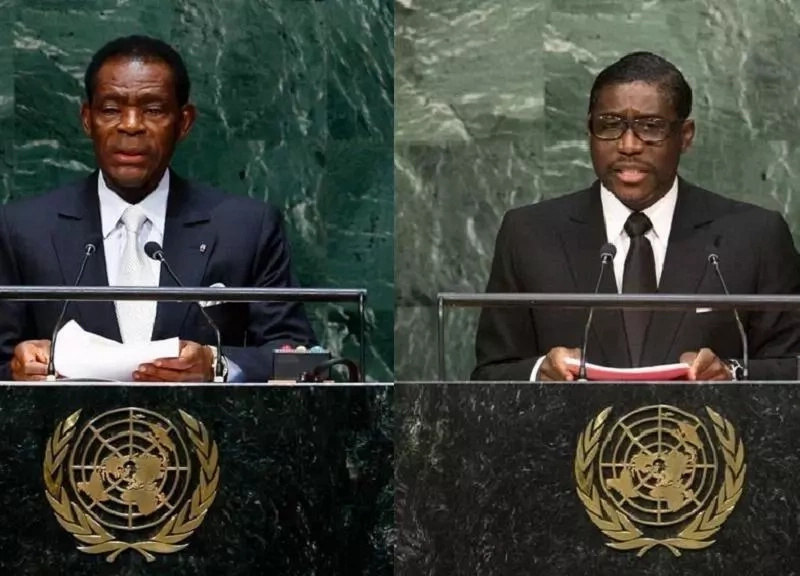 West African president appoints son as Vice President