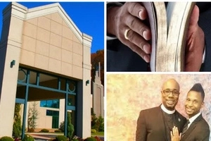 "Gay pastors allegedly confess: ""we are not ashamed of our love"""
