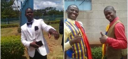 Popular Churchill Show comedian Mchungaji joins politics