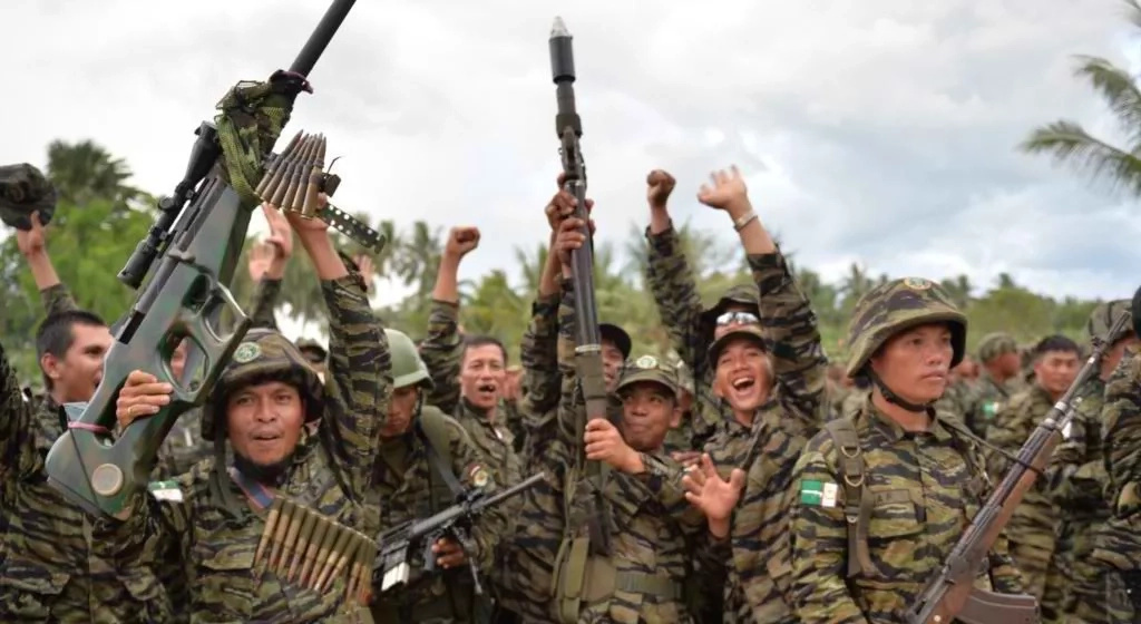 MILF joins Duterte's campaign against drugs