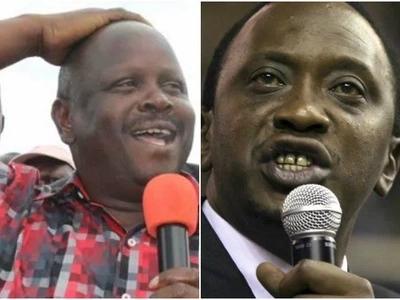 Uhuru goes HAM on Ruto, calls him a TRAITOR