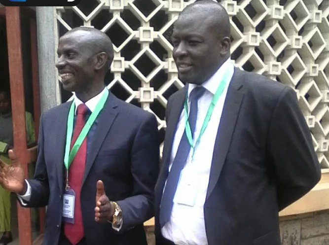 Sossion makes a U-turn, takes oath despite rejecting Raila's offer