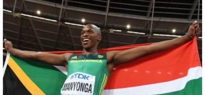 One giant leap: 5 fascinating facts about Luvo Manyonga, SA's long jump hero