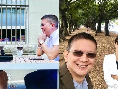 Ang cute ng mga photos! Heart Evangelista and Chiz Escudero spend quality time in Australia