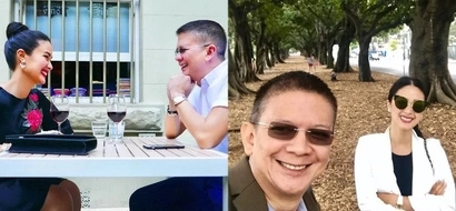 May quality time pa din! Heart Evangelista and Chiz Escudero explore Australia for their vacation