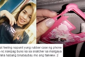 How this netizen saved her iPhone from a snatcher in Fairview will amaze you!