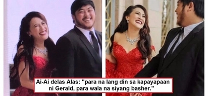 Wala siyang pake sa pera! Ai-Ai delas Alas had a prenup agreement with fiancé Gerald Sibayan to prove that he is not after her money!