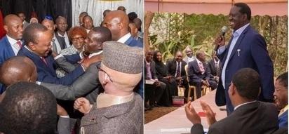 List: 13 Jubilee MPs write to the international community about Raila