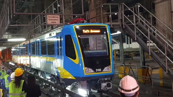 Two new MRT wagons next week