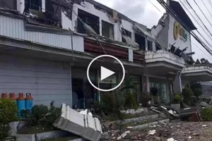 BREAKING: Surigao earthquake: 4 killed, more than 100 injured (UPDATING)