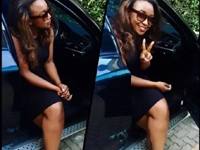 Betty Kyallo unmasked; the car she drives, the place she lives and the man she's dating