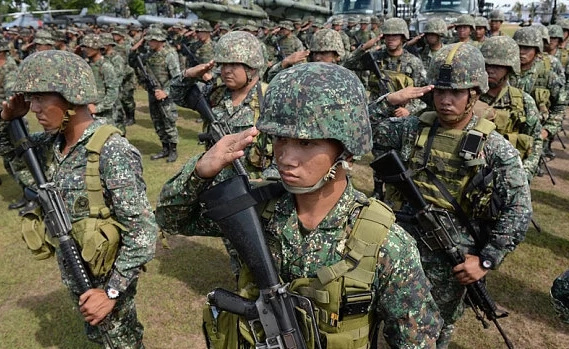 SAF commandos to become Bilibid guards