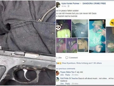 Gaza gang member boldly responds to Hessy Kayole following the latest killing