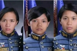 Slay girls! Female cadet tops PMA Class 2017, 7 more ladies dominate Top 10