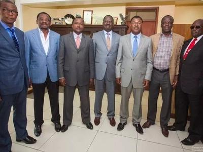 Mpango mpya wa CORD ili kumshinda Uhuru Kenyatta wafichuka