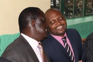 This is how Kenyans feel about Raila and Moses Kuria meeting for lunch