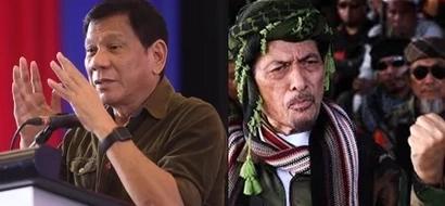 What President Rodrigo Duterte has to say about talks with the Abu Sayyaf