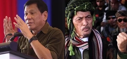 What President Rodrigo Duterte has to say about talks with the Abu Sayyaf