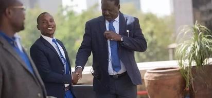 Raila is a coward and won't swear using the constitution - Mutahi Ngunyi