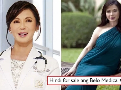 Dugo't pawis pinuhunan niya! Dra. Vicki Belo slams rumors that her empire Belo Medical Group is on the rocks and being put up for sale!