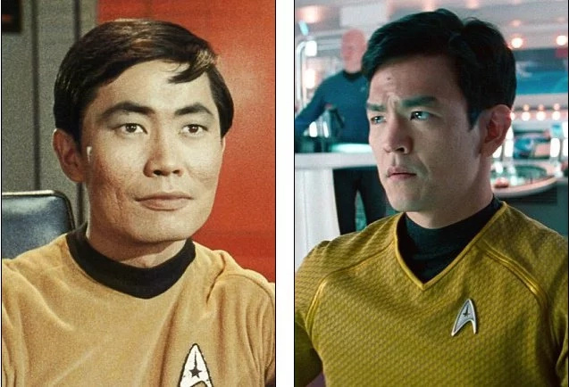 'Star Trek' features first gay character
