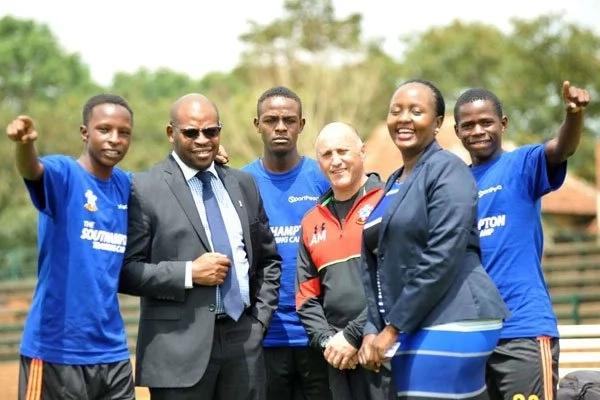 Southampton Academy coaches set to train Kenya youth