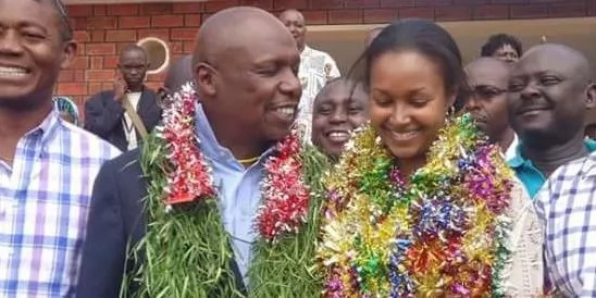 Wives of the leading Kenyan politicians