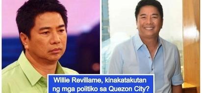 Willie Revillame, kinakatakutan ng mga politiko sa Quezon City?