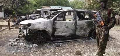 KDF Soldiers, Al-Shabaab Militants Killed In A Fresh Lamu Attack
