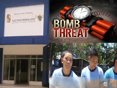 Fear gripped Iloilo residents after bomb threat hoax