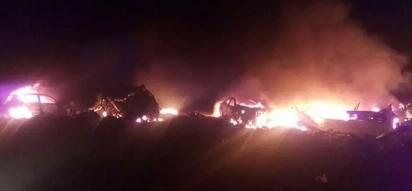 Last images of matatu passengers before the DEADLY Naivasha crash released