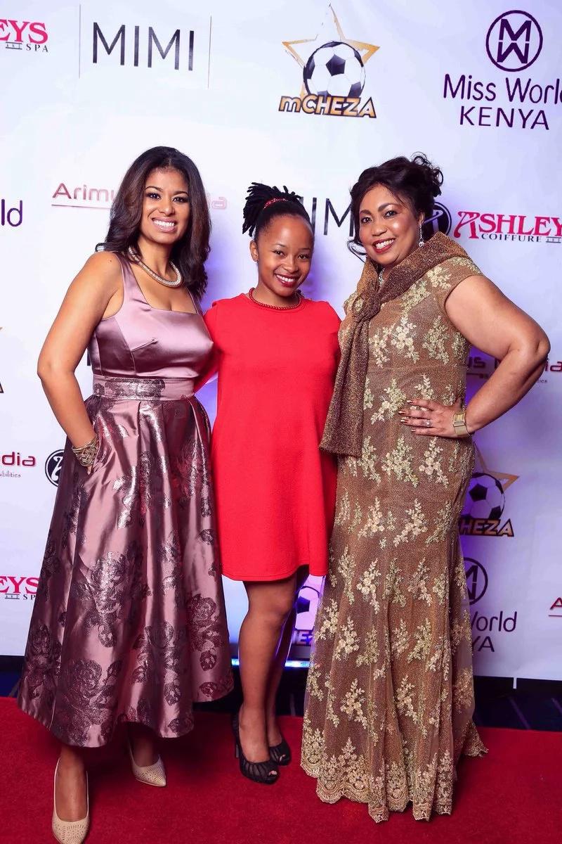 Esther Passaris shocks Kenyans after attending event in a see-through dress