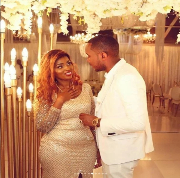 Kenya's richest daughter Anerlisa shows off her man at her glamorous party and they are perfect