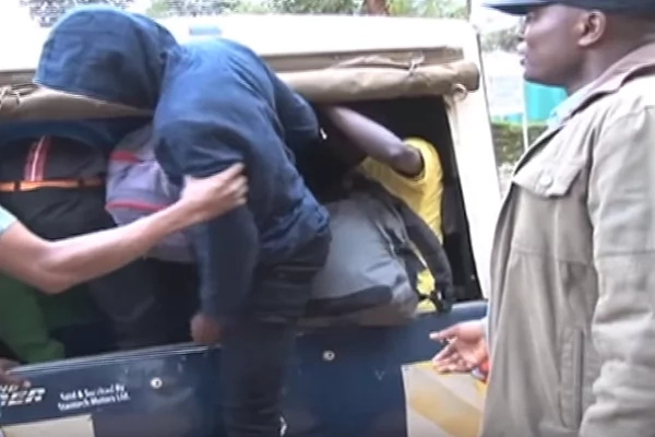 Judge frees a thief on a KSh 100 cash bail