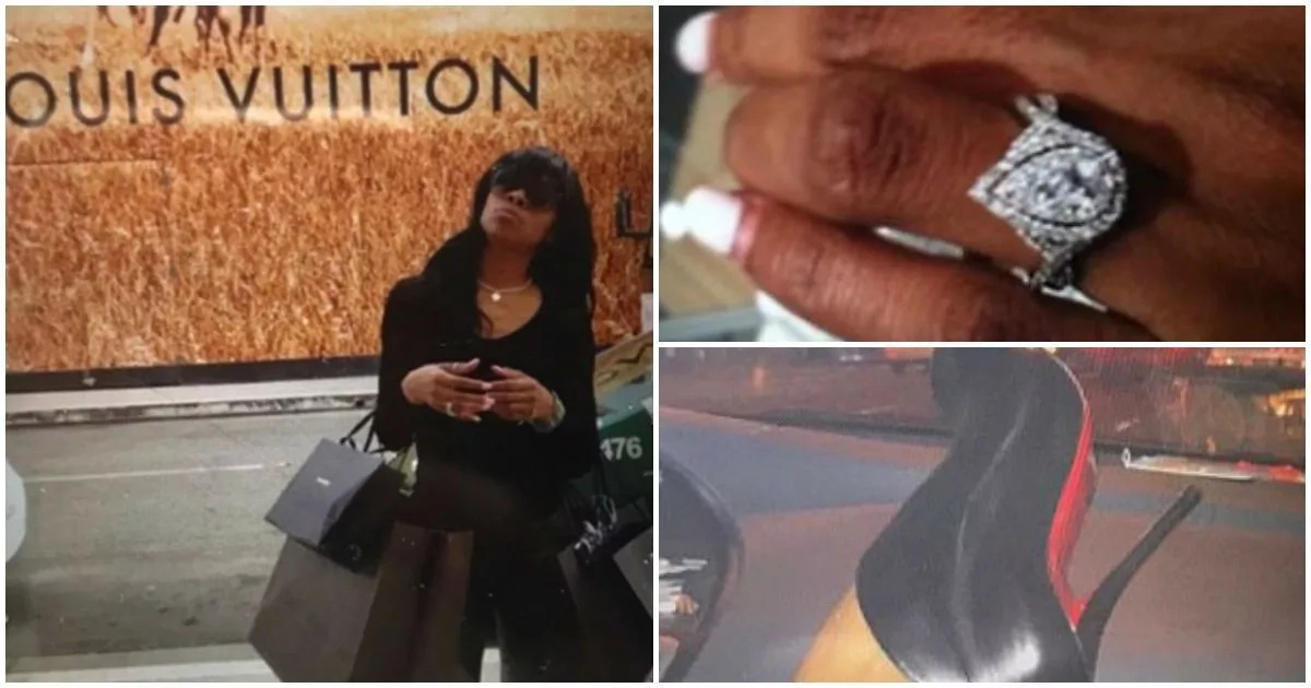 Meet 30-year-old woman who keeps a SUGAR DADDY to meet her son's needs (photos)