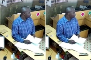 Man terrorising Nairobians exposed after caught stealing on camera