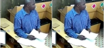 Man terrorising Nairobians exposed after caught stealing on camera