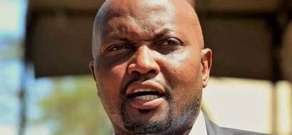 Moses Kuria awapongeza wanamuziki waliowatusi Wakamba