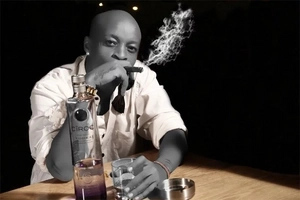 Photo: After his KTN debacle, rapper Prezzo hops into bed with Kenya's bisexual  singer