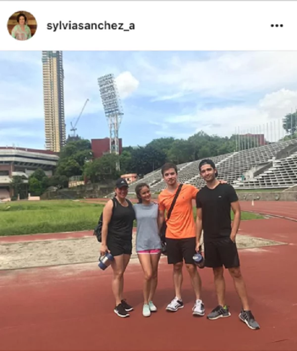 WATCH: Arjo Atayde and GirlTrend Sammie spotted holding hands