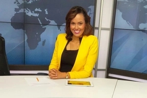 The simple way popular news anchor Karen Karimi announced her engagement to boyfriend